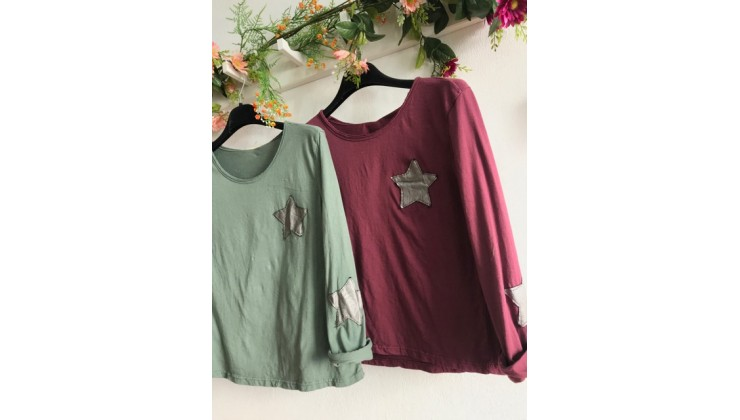 Long Sleeve Star (2 cores)