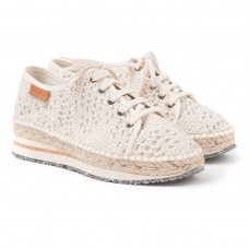 Sneakers PAEZ Croche Natural