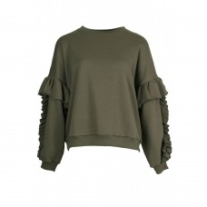 Camisola/Sweat Kaki