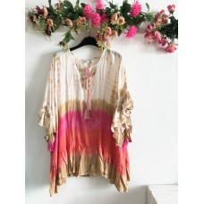 Poncho MB - TDPink